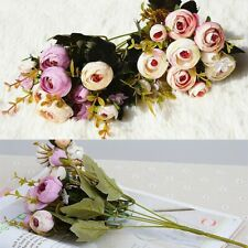 Decoration Artificial flower Silk Centerpiece Display Wedding Home Crafts