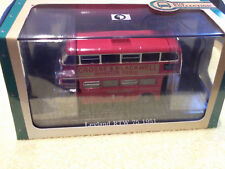 Atlas Verlag Bus Collection Leyland RTW 75 Bj.1951 Rot  1:72 mit OVP
