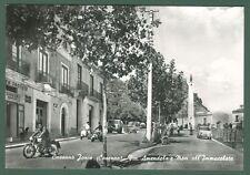 Calabria. CASSANO IONIO, Cosenza. Via Amendola. Cartolina viaggiata nel 1965