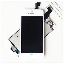 Display für iPhone 5S Original RETINA LCD Glas VORMONTIERT Komplett Front WEISS