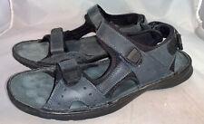 Clarks Outdoor US 12 Mens Sport Sandals Waterproof W/Adjustable leather Straps