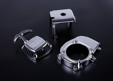 32CC engine chrome Cover fit Zenoah G320 Rovan 32cc for HPI Baja 5B 5T 5SC