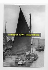 rp6895 - Sailing Barge in the Humber - photo 6x4
