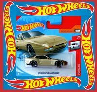 Hot Wheels 2020   ´89 PORSCHE 944 TURBO   47/250.   NEU&OVP