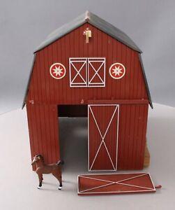 Pola 1812 Red Miller's Barn Building Kit