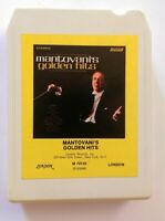 Mantovani's Golden Hits (8-Track Tape, S103369)