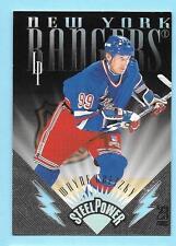 1996-97 Leaf Preferred #5 Wayne Gretzky Steel Power /2500 New York Rangers