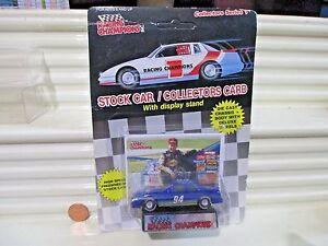 Racing Champions 1989 Series 1 Flat Bottom #94 Sterling Marlin Sunoco Car NuPkgd