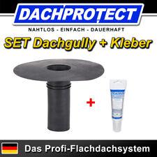 SET: DACHPROTECT Klebe-Gully DN 100 (Flansch 320 mm /Stutzen 243 mm)