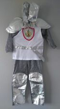 Knight Armor Costume for Child NEW from the Tower of London -  inc bag age 4-7