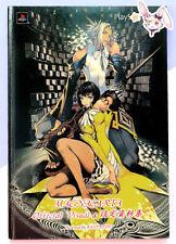 MagnaCarta: Tears of Blood Original Official Artbook Buch Playstation Japan