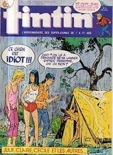 TINTIN n°518 julie claire cecile .... ko-klox-klan