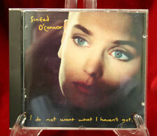 CD - Sinead O'Connor: I do not want what I haven't got. (1990)