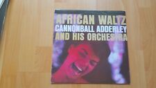 Cannonball Adderley And His Orchestra – African Waltz lp