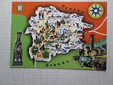 Postkarte, unbenutzt, Motiv Andorra