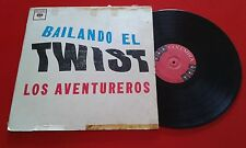 THE VENTURES (Los Aventureros) **Bailando El Twist** ORIGINAL 60s LP Venezuela