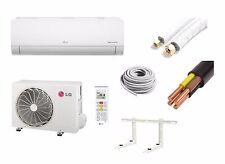 KOMPLETT 7in1 Sehr leise Klimaanlage LG Smart Inventer P09EN Klimagerät 2,5 kW