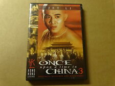 DVD / ONCE UPON A TIME IN CHINA 3 (Jet Li)