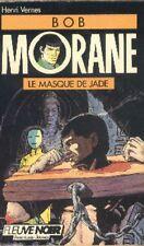 BOB MORANE Fleuve Noir 12 Le masque de jade Henri VERNES livre roman aventure