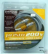 Tara Labs Prism 200 V 4 meter Digital Coaxial or Composite Video cable 200V-4.0M
