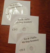 Joe and Charlie 4th Step Inventory  Alcoholics Anonymous AA Free shipping