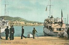 Contre-Torpilleurs Dans le Port, Cannes, France