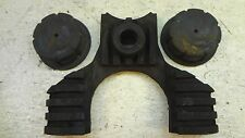 95 Yamaha XV750 XV 750 Virago Y377' gas fuel tank cell rubber mount holders set