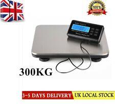 300kg Heavy Duty Digital Postal Parcel Scales Platform Postage Shipping Weighing