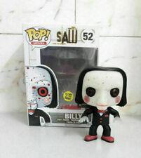 Horror Movie Saw - Billy #52 Funko POP PVC Figure Comic Con Exclusive Glows Ver