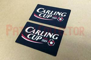 Football League Cup Carling Cup 2009 Final Soccer Patch / Badge