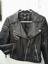 sale online hot sale replicas H&M Motorcycle Solid Coats & Jackets for Women for sale | eBay