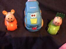 3 Toy Cars(Tonka & Unbranded) Freepost F97
