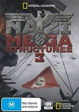 Nazi Megastructures 3 NEW R4 DVD