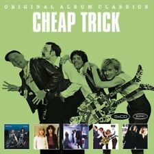 Original Album Classics 2014 Cheap Trick CD