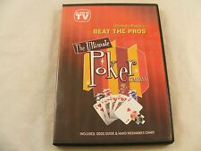 Beat The Pros Texas Hold'em Poker DVD Ultimate Poker