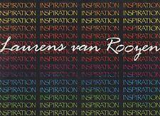LAURENS VAN ROOYEN disco LP 33 giri INSPIRATION made in HOLLAND 1986
