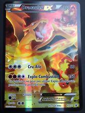 Carte Pokemon DRACAUFEU XY121 Promo EX XY Française NEUF JUMBO