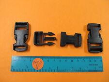 """12 Sets 3/4""""  Plastic Buckle,Side Release Buckle,Belt,fanny pack or vest Buckle"""