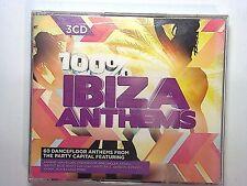 Various Artists - 100% Ibiza Anthems (2011) Mint