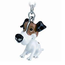 Little Paws 3713-Lpkr-Jru Key Ring Jack Russell Terrier