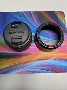 Panasonic Lumix 25mm H-H025 F1. 7 ASPH Lens