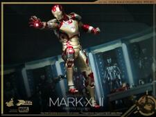 Hot Toys Iron Man Mark XLII MK 42 Power Pose 1/6 Scale PPS001 Mint New/Sealed!