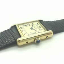 Gold Plated Case Mechanical (Hand-winding) Wristwatches