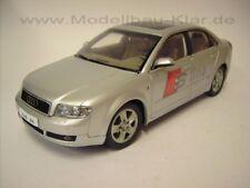 Paudi Audi A4 1.8T S-Line 2003 silber 1:18