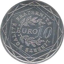 France - 10 Euro 2009 - Semeuse en Argent // Pièce de Monnaie jamais circulé