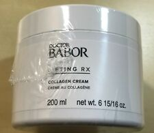 BABOR  Lifting  RX Collagen Cream   200ml  Pro Size  $400+