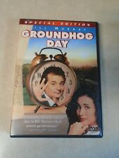 Groundhog Day (DVD, 2002, Special Edition) Bill Murray