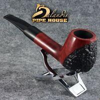 Made in Poland Hand made Mr.Brog original smoking pipe 103 ANDREW carved ARGO