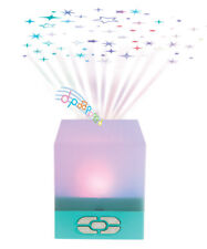 Playette Star Glow Cube Star Projector - playing soothing lullabies