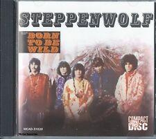 STEPPENWOLF - Born To Be Wild - Hard Rock Music CD